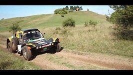 Tým KM Racing vyhrál Baja Hungaria