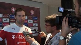 Petr Čech o reprezentaci