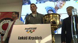 Lukáš Krpálek se vrátil se zlatou medailí z MS v judu