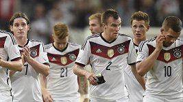Argentina rozstřílela Německo