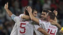 Vítězný gól Albánie nad Portugalskem