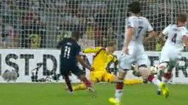 Müller zařídil výhru Německa nad Skotskem