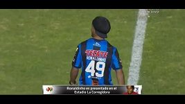 Ronaldinho zápas