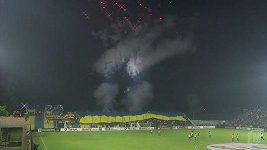 Pohárový zápas v Paraguayi