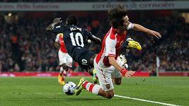 Arsenal nestačil na Southampton