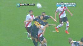 Sestřih z derby River Plate - Boca Juniors