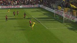 Fantastický gól v podání Steffena z Young Boys Bern.