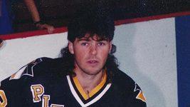 První gól Jágra v NHL
