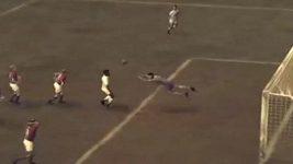 Nejkrásnější gól v Pelého kariéře.