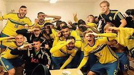 Švédové oplatili Francouzům nesportovní oslavu
