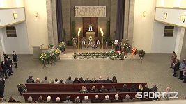 Pohřeb Miloslavy Rezkové