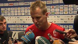 David Limberský po utkání Plzeň - Sparta