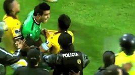 Mela v ekvádorské lize