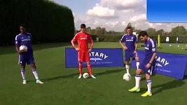 Fotbalisté Chelsea v reklamě