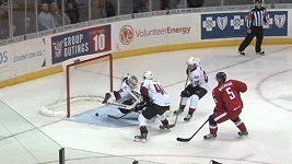 Kuriózní gól v zámořské AHL