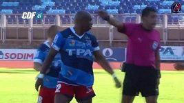 Rasismus na fotbale v Chile