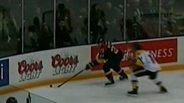 Zacha dostal v OHL trest na šest zápasů