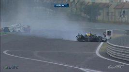 Nehoda Marka Webbera