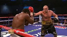 Fury versus Chisora