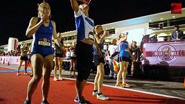 V Austinu se konal šampionát v běhu s pitím piva