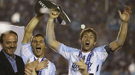 Racing Club je argentinským mistrem