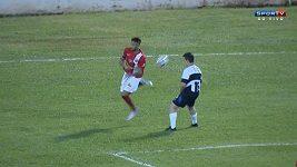 Neymar vstřelil v exhibici parádní gól