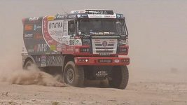 Martin Kolomý - 3. etapa Rallye Dakar
