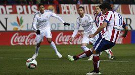 Sestřih gólů z utkání Atlético - Real
