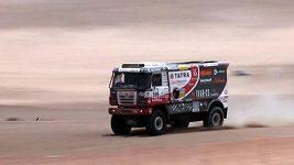 Češi na Dakaru - 8. etapa