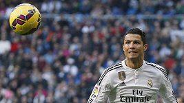 Cristiano Ronaldo v roce 2014 v akci.