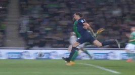 Ibrahimovicův vítězný gól