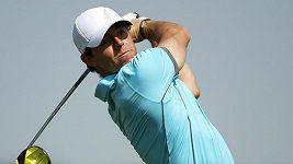 Golfista McIlroy trefil jamku jediným úderem