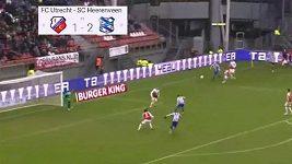 Parádní souhra v nizozemské lize