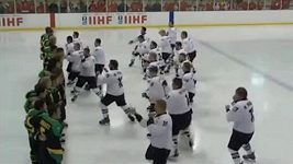 Hokejová haka