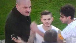 Fanoušci Interu vytočili útočníka Icardiho