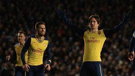 Sestřih zápasu Arsenal - Brighton