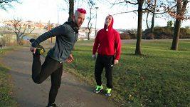 Jak se dostat do formy na půlmaraton za 4 měsíce