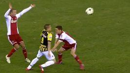 Fantastický gól Durdeviče