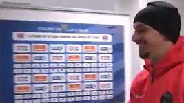 Zlatan Ibrahimovic se nebaví s novináři