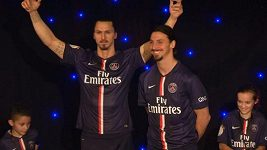 Zlatan Ibrahimovic má v Paříži svou voskovou figurínu