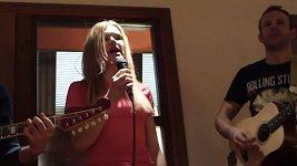 Soukalová zazpívala v Oslu