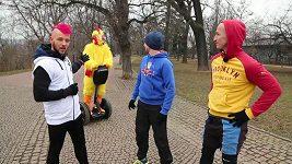 Fast Foot, díl třetí: Běžecká abeceda a závod se Zlokuřetem.
