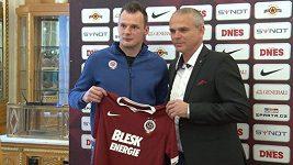 Trenér Lavička o posilách AC Sparta