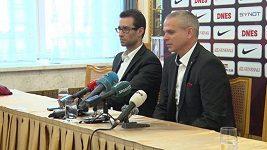 Trenér Lavička o zápasu Sparty s Příbramí