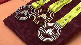 Představení medailí