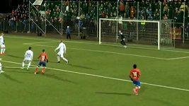 Larsson dal parádní gól