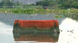 Olympijský kanál v Rio de Janeiru připomíná stoku