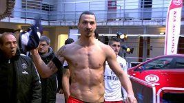 Zlatan Ibrahimovic kritizuje rozhodčího i celou Francii
