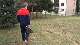 Július Pataky, reflexní terapeut, bosý běžec