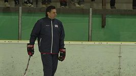Vladimír Růžička o hokejové repre